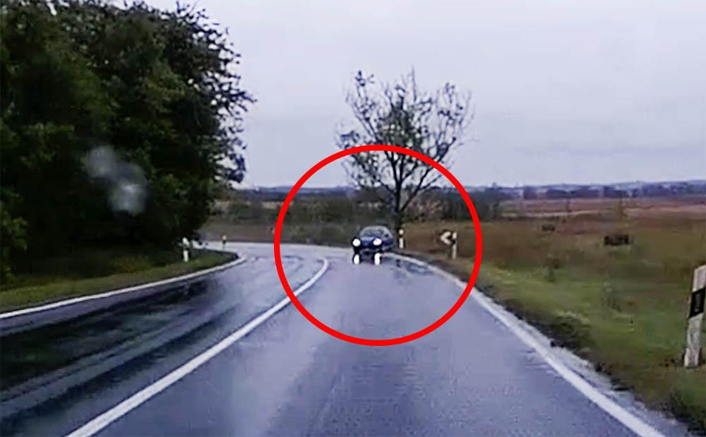 VIDEÓ: Ez tegnap történt. Nézd meg(!) és fogd fel végre, hogy megváltoztak az útviszonyok