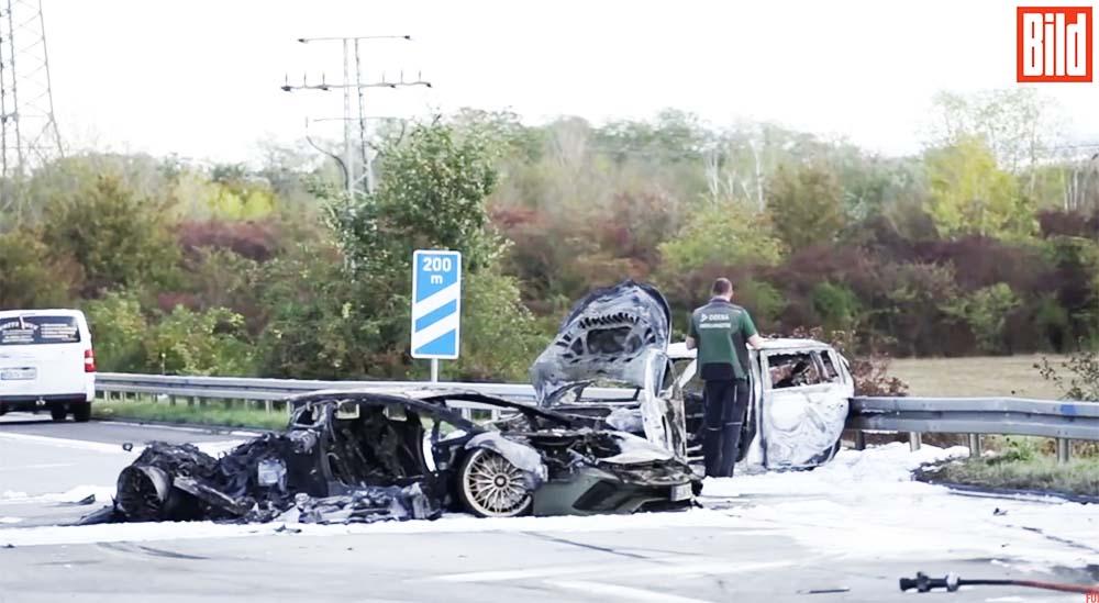 VIDEÓ: A vétlen autós égett halálra a sportkocsik közúti versenyzése miatt