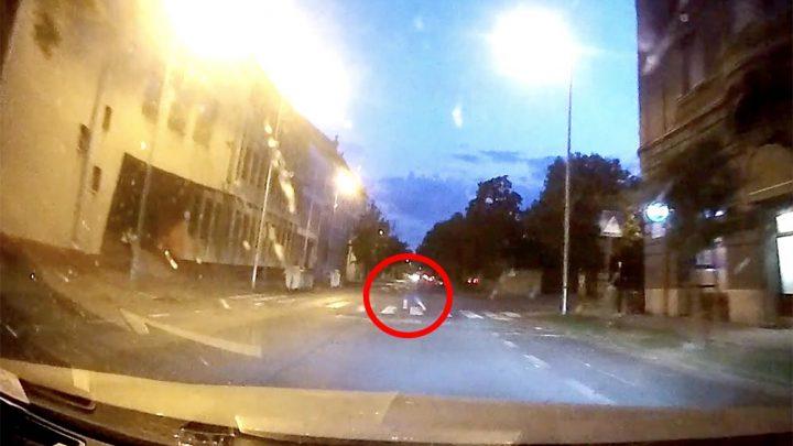 VIDEÓ: Nyócker, ahol vannak helyzetek, mikor jobb, ha futsz