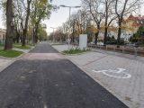 FOTÓK: Átadták az Akadémia Park melletti megújult P+R parkolót a
