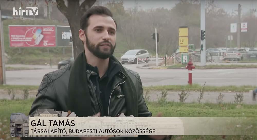 VIDEÓ: A BKK sáv, ami létezik, de a KRESZ nem ismeri. Mégis 30 ezer forintra büntethetnek érte, ha ráhajtasz