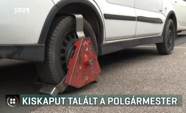 VIDEÓ: A vírus miatt országszerte ingyenes lett a parkolás, ám Győr polgármestere talált egy kiskaput