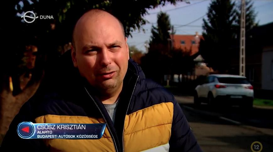 Magazinműsor-riport: Büntetőfékezés és egy ítélet volt a téma a Kékfényben – VIDEÓ