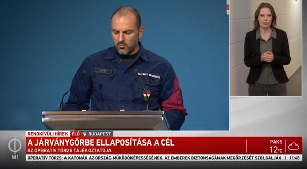VIDEÓ: Egyelőre nem hosszabbította meg a jelenleg hatályban lévő korlátozó intézkedéseket a kormány