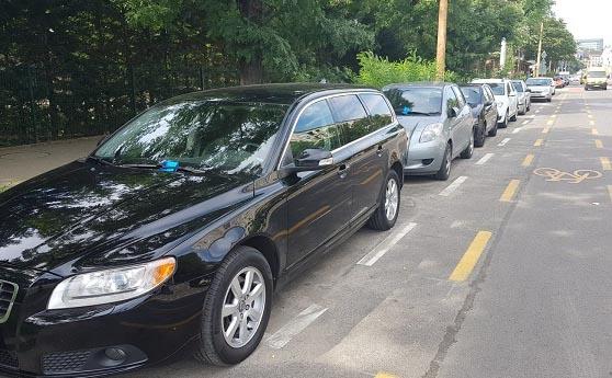 Furcsa appot vezetnének be, ami a parkolást segíti. Lenne ennek értelme? Kíváncsiak a fejlesztők