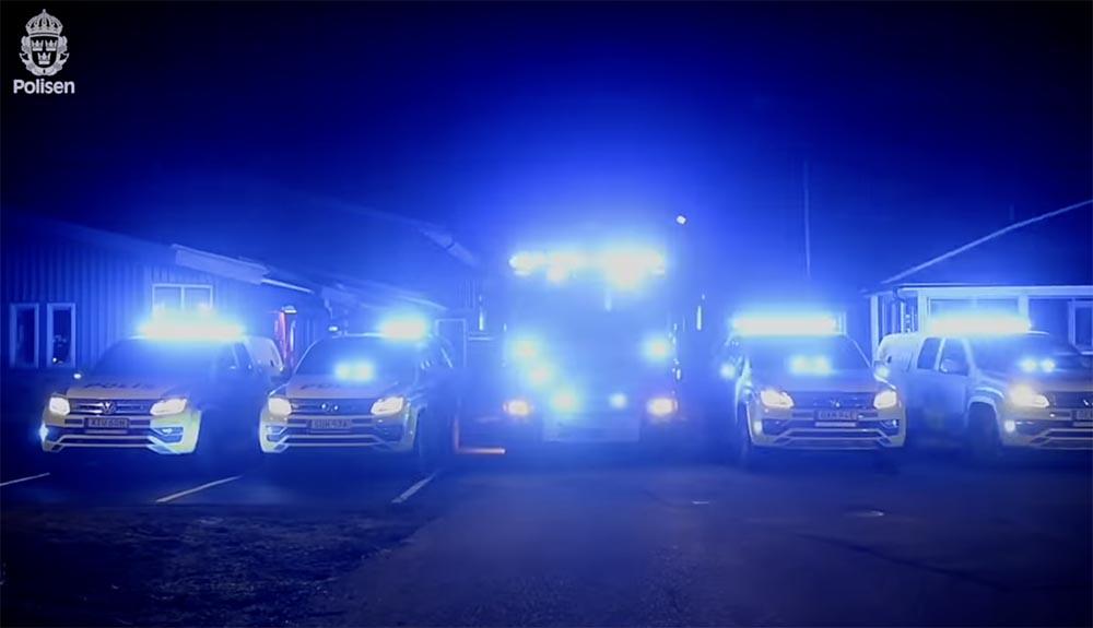VIDEÓ: Kimaxolta a karácsonyi videós műfajt a svéd rendőrség