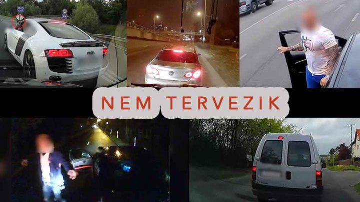 Nem tervezi itthon a rendőrség a szabálytalan autósok elleni külön bejelentő oldalt