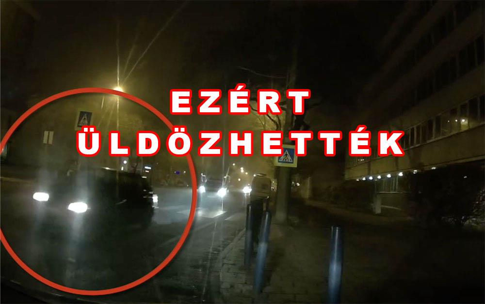 VIDEÓ: Ez lehetett a 24-i, Bartók Béla úti üldözés oka