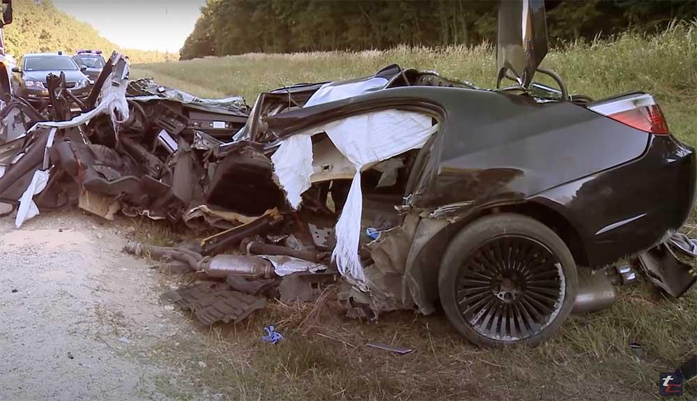 VIDEÓ: Mesél a baleseti helyszínelő. Ezek a dolgok okozzák a legtöbb balesetet
