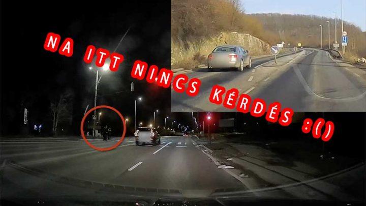 VIDEÓ: Pofátlanításra fel! Az ilyen eseteknél nincs miről beszélni. Hajrá police!!!