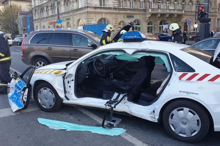 Akár három évre ítélhetik: 2019-ben okozott balesetet Lovasi, amiben egy rendőr maradandó fogyatékosságot szenvedett