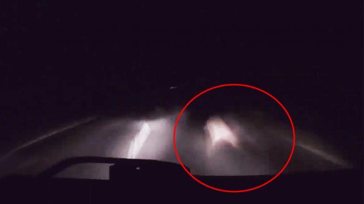 VIDEÓ: Hatalmas ütközés – Vaddisznó gázolást rögzített olvasónk fedélzeti kamerája