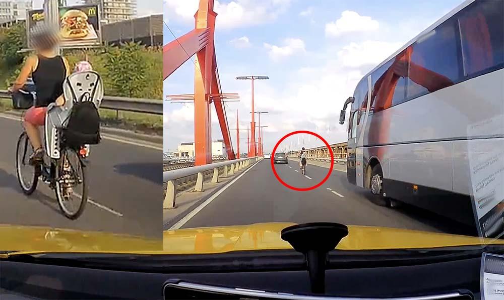VIDEÓ: Indul a kerékpáros szezon. Közlekedjetek felelősséggel, odafigyeléssel
