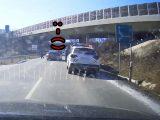 VIDEÓ: Olyan szállítót fogtak a rendőrök, hogy besírsz