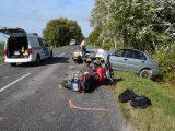 FOTÓK: Ittas volt a sofőr, aki miatt két motoros életét vesztette -A motorosok vérében is volt alkohol