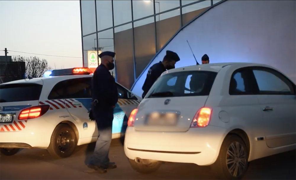 VIDEÓ: Megállították Klaudiát a rendőrök. A levegőben lógó büntetés helyett valami egészen mást kapott