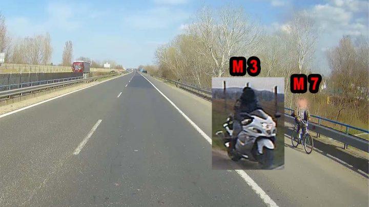 VIDEÓ: Nem hisszük el, tényleg… Ők aztán (NEM!) az autópálya hősei