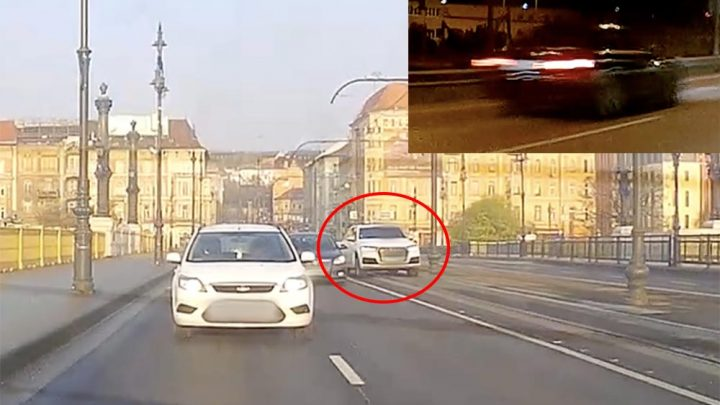 VIDEÓ: Nem tudunk róla, hogy forgalmirend-változás történt volna a Margit hídon