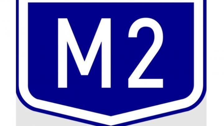 Okosúttá válik az M2-es autóút fővároshoz közeli szakasza