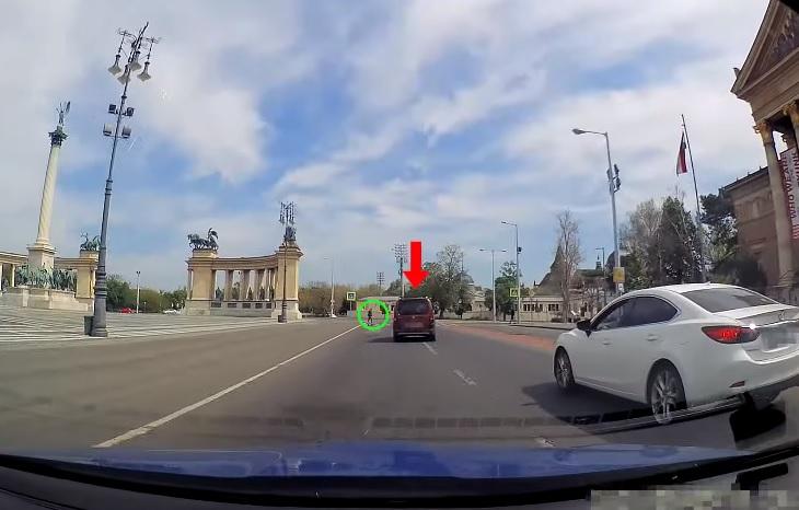 VIDEÓ: Több napos ellenőrző akció a gyalogátkelőknél – Ma indult a Zebra Terv!