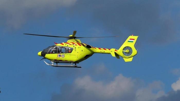 Több mentőegységet és mentőhelikoptert is riasztottak az M0-ra – Kiderült, hogy kamu bejelentés volt