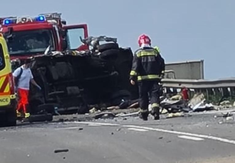 Nem úthiba okozta a három halálos áldozatot követelő balesetet