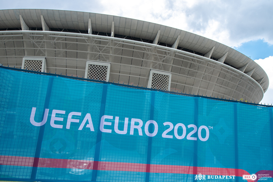 A portugál – francia Eb meccs miatt szerdán ismét lezárásokra készüljetek