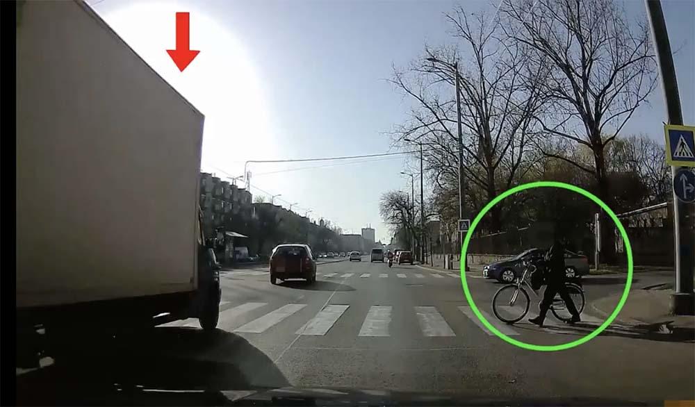 VIDEÓ: Ezúttal a sofőröket figyelték a Zebra Terv 2. részében