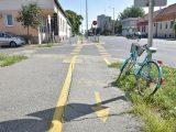 Szabálytalan kerékpárost ütött el egy autós Szombathelyen