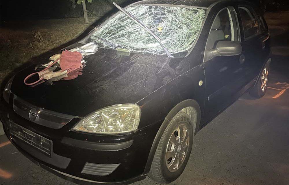 Öt embert elgázolt egy 19 éves nő tegnap este a 3. kerületben