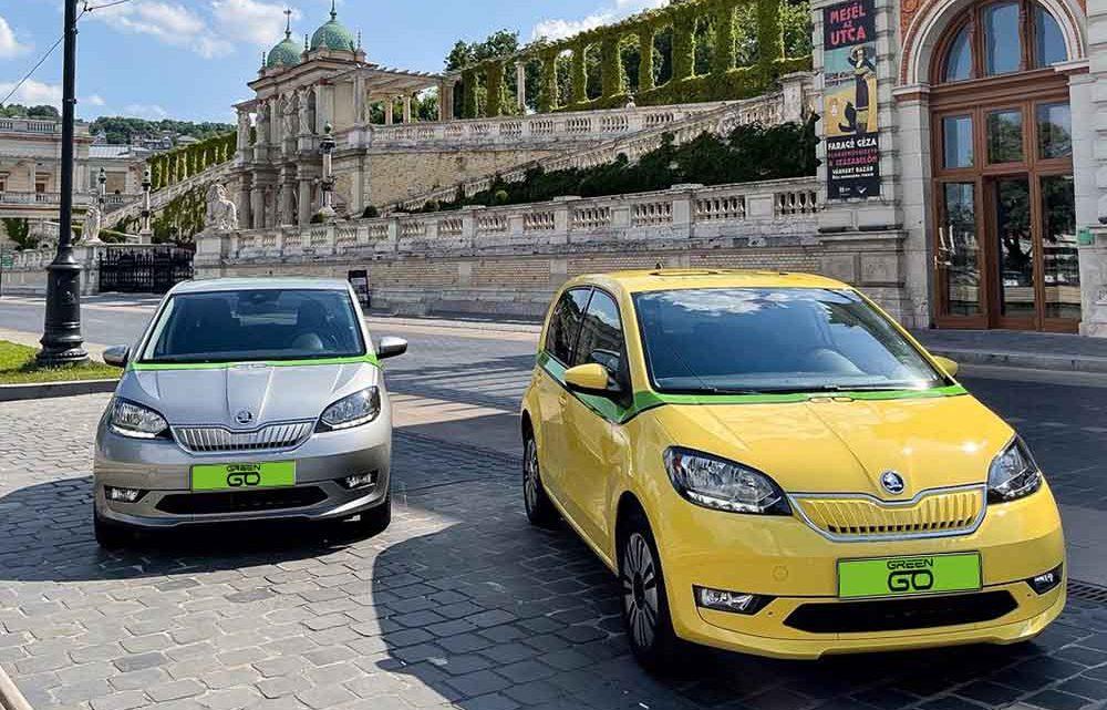 Zónát bővít a GreenGo autómegosztó