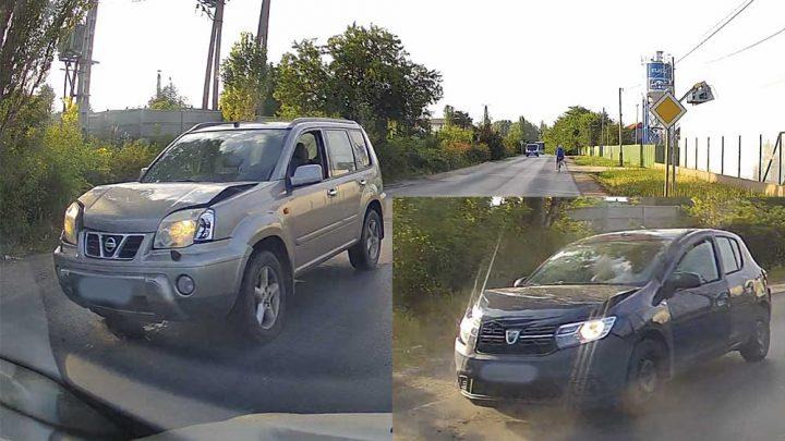 VIDEÓ: Így törsz össze három autót, ha nem figyelsz