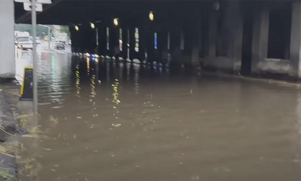VIDEÓ: Ma reggel ismét keményen elázott a főváros