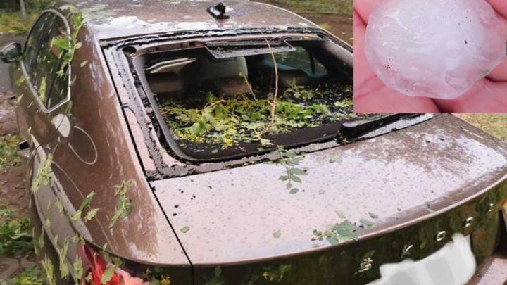 Szétverte a jég a kocsim. Most mi lesz? Mivel védekezz? Erre számíts, így zajlik…