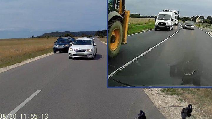 VIDEÓ: Még ha a távolságot mérnék fel rosszul, de nem…