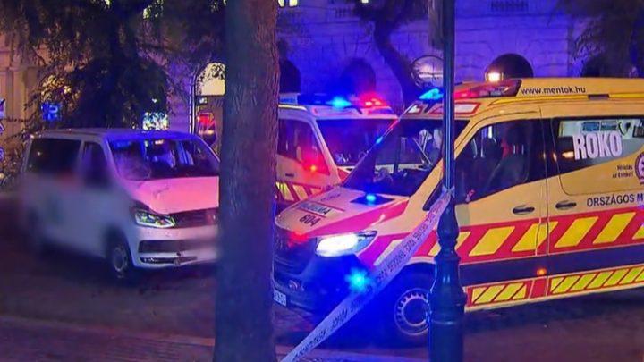 VIDEÓ: Barátai szeme láttára gázoltak halálra egy férfit az Andrássy úton szombat este
