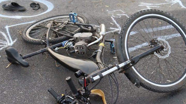VIDEÓ: Életét vesztette egy férfi, miután motoros kerékpárjával elesett – 4 gyermek maradt félárván