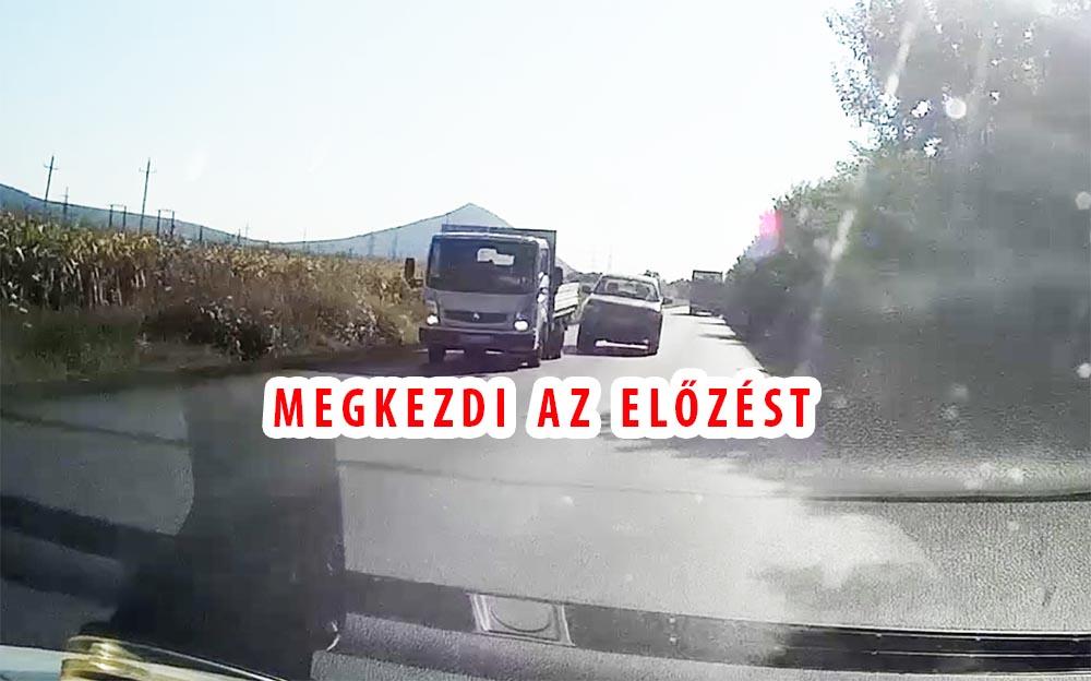 VIDEÓ: Így történnek a megmagyarázhatatlan balesetek