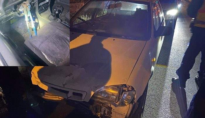 FOTÓK: Kormány helyett csőfogó – Autótolvajokat fogtak a 18. kerületben