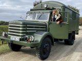 Íme egy ÚJ Csepel D-344 műhelykocsi! Csupán 3000 kilométer gyűlt össze a muzeális darabban