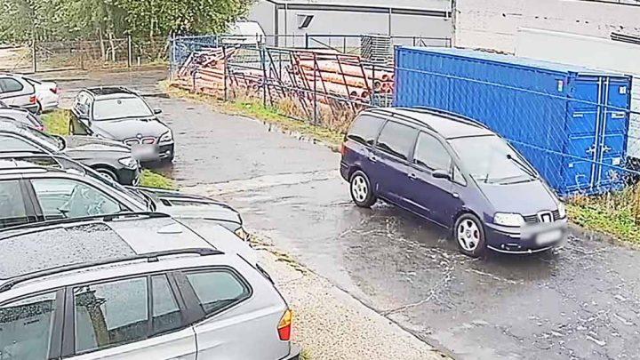 VIDEÓN AZ ALJASSÁG! Lezúzta a BMW-t, majd némi gépészkedés után angolosan távozott